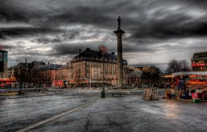 Marketplace HDR by DrySin