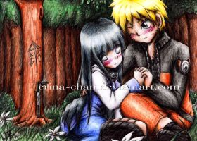 Naruhina - Forest by Erina-chan