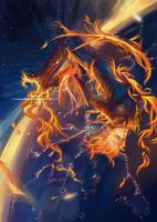 FLAME ON by Fiveonthe