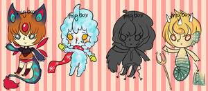 Bonus Adopt Set {offer to adopt} CLOSED by migbox