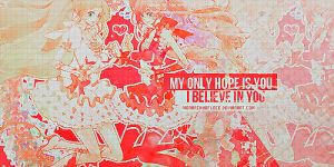 My only hope. by monarchyoflove