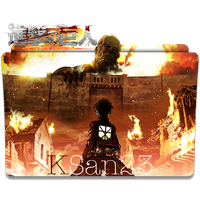 Attack on Titan Icon by KSan23
