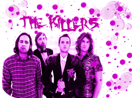 The Killers 10 by MissArkhamAngel