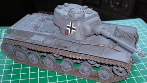 German KV1 with 75mm by Dru-Zod