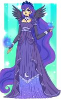MLP - Princess Luna by Sailor-Serenity
