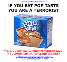 POP TARTerrorist by paradigm-shifting
