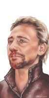 Henry V by caffeinetooth