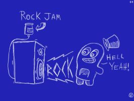 Rock Jam by esbenlp