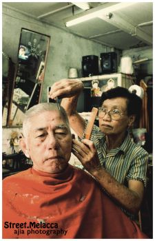 Barber by Shutterism