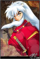 I will not lose her. by GBIllustrations