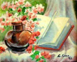 Still Life painting by duvolks