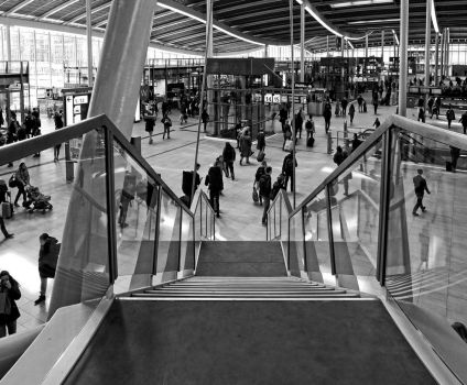 Utrecht Centraal Station by Smaragd01