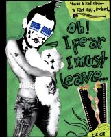 exit stage right by fat-black-heart