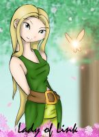 Lady of Link:  ID by Lady-of-Link