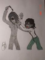 Ghostfreak is a bully by xKiaxExPyrosx
