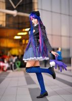Stocking school uniform ver. by Sandman-AC