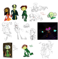 Psychonauts dump by Super-Cute