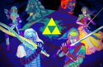Legend of Zelda by galazy