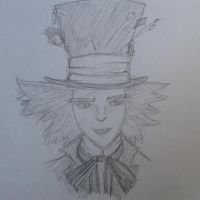Mad Hatter by Perianth5