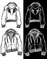 Wing Hoodies by Tyshea