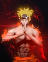 Naruto - Will Of Fire by TomCadogan