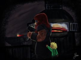 Morin's Forge by jornas