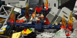 Lego Man of Steel (1st Kiss) by Jbressi