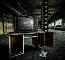Russian TV Set by AbandonedZone