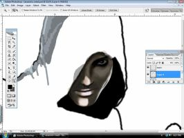 WIP Assassins Creed 1 by bomberdx90