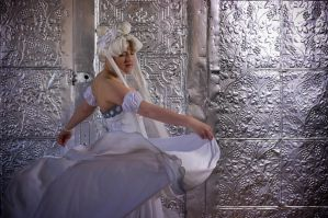 Silver Millenium Princess by Angelicacosplay