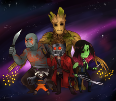 WE are Groot by RedLex