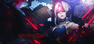 Space Mage Signature by ElvoLight