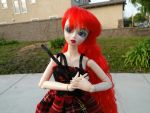 Little darling by Lexis-Dolls