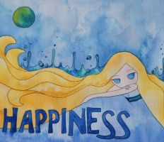 Happiness by EriMed