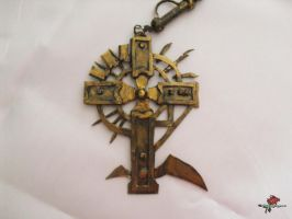 Close up on Abel's Rosary by Sephirayne