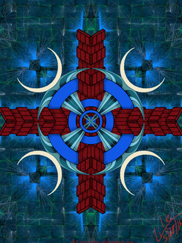 Abstract tribal 5-28-16 by UnionElite