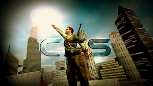 Counter-Strike: Source (CSS Wallpaper) by Hardii