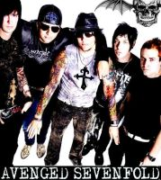 Avenged Sevenfold by amb15