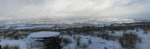 Panoramic of Burnley by enginemonkey