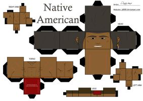 Native American by Cubee-acres