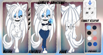 .:Ashley ::REF. SHeeT:: by AshleyShiotome