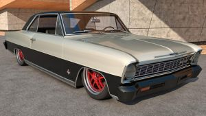 1966 Chevy Nova SS by SamCurry