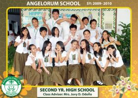 Angelorum Class Picture by tonieliemariae