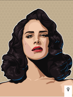 LANA DEL REY second tribute by JTorrevillas