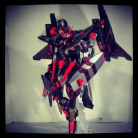 Gundam Kitbash Harute - Valentine Is The Name by s00nk1a
