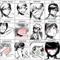 Face Expression Meme by Bubbalar