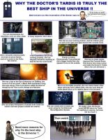 Doctor Who: Why the Tardis is the best ship !! by DoctorWhoOne