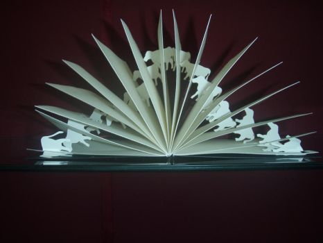 Cow Book Project by deadly-teapot