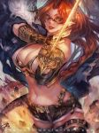 2014 RED flame by Braionss