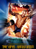 WWE Magazine - Randy Orton by DecadeofSmackdownV2